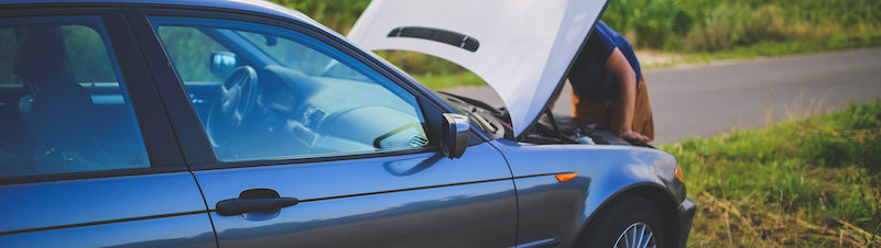 Broken down car breakdown insurance quote
